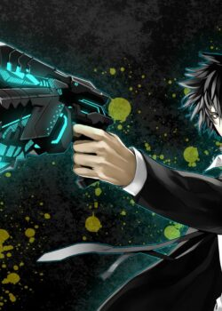 Psycho Pass RS