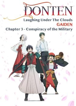 Donten: Laughing Under the Clouds - Gaiden: Chapter 3 - Conspiracy of the Military